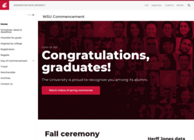 commencement.wsu.edu