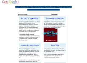 comment-apprendre.coursgratuits.net