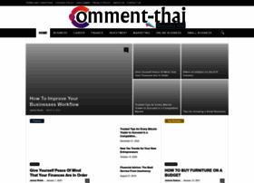 comment-thai.com