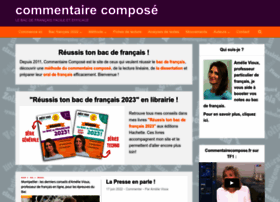 commentairecompose.fr