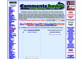 commentsjunkie.com