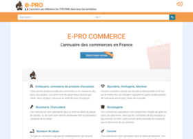 commerce.e-pro.fr