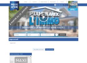 commerce.maxihome.net