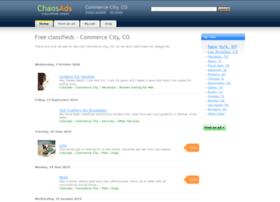 commercecity.chaosads.com