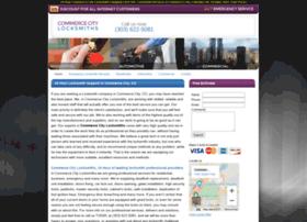 commercecitylocksmiths.biz