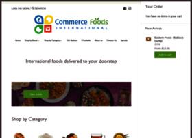 commercefoods.com