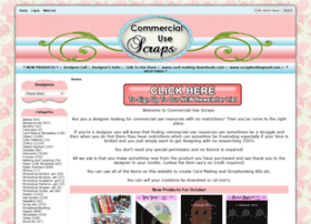 commercial-use-scraps.com