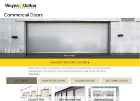 commercial.wayne-dalton.com