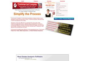 commercialappraisalsoftware.dcfsoftware.com