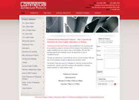 commercialarchitectural.com.au