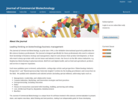 commercialbiotechnology.com