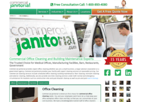 commercialjanitorial.com