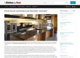 commercialkitchenforrent.com