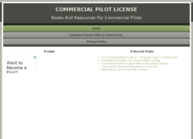 commercialpilotlicense.org