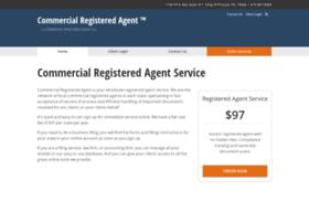commercialregisteredagent.com