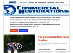 commercialrestorations.com