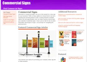 commercialsignsco.com