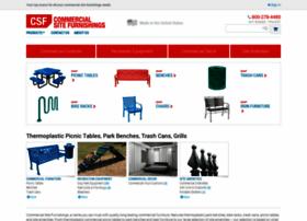 commercialsitefurnishings.com