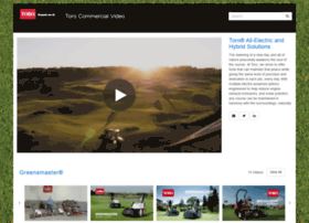 commercialvideo.toro.com