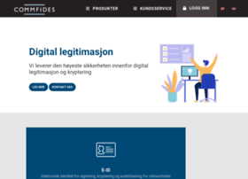 commfides.com