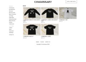 commissarystores.com