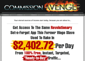 commissionavenger.com