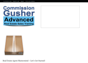 commissiongusher.com