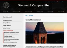 commitment.cornell.edu