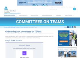 committees.awwa.org