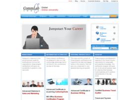 commlabuniversity.com
