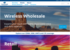 commnetwireless.com