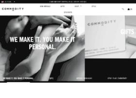 commoditygoods.com