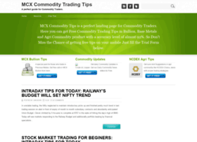 commodityonlinetradingtips.blogspot.com