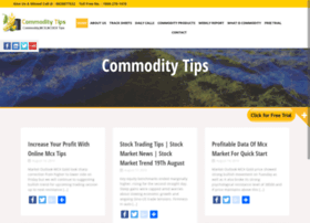 commoditytips.org.in