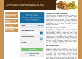 commoditytradingcompanies.org