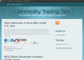 commoditytradingtips.blog.com