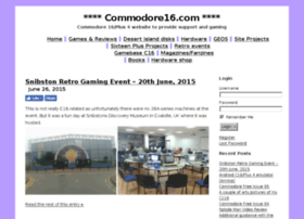 commodore16.com