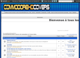 commodorehdcovers.xooit.fr