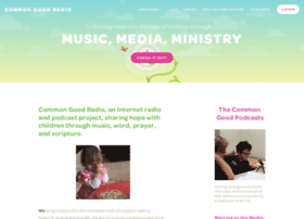 commongoodradio.org