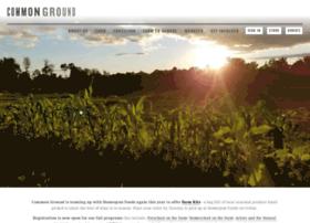 commongroundfarm.org