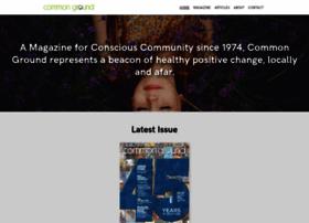 commongroundmag.com