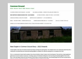 commongroundni.org