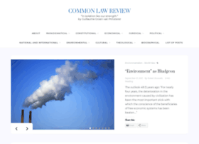 commonlawreview.com