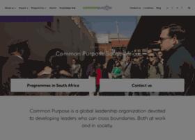 commonpurpose.org.za