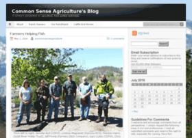 commonsenseagriculture.com