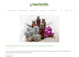 commonsensehealth.com