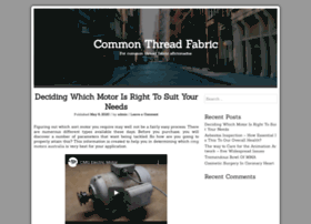 commonthreadfabric.com