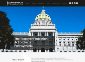 commonwealthfoundation.org