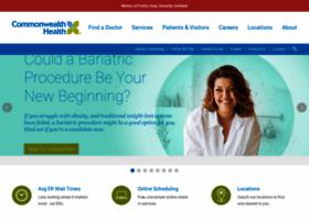 commonwealthhealth.net