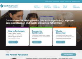 Commonwellalliance.org